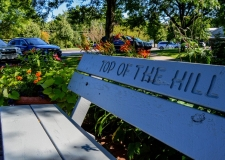 toth bench and parking
